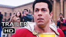 SHAZAM! Trailer 3 (2019) DC Superhero Movie HD