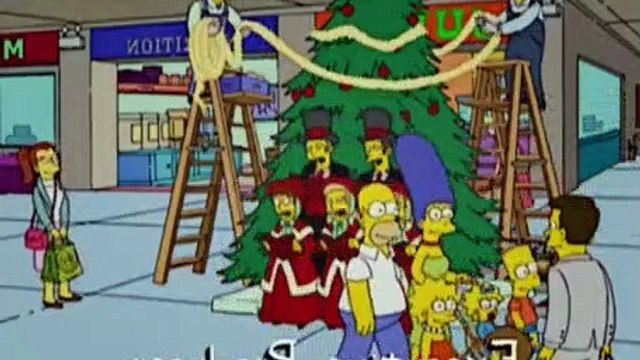 The Simpsons Season 20 Episode 7 - MyPods and Boomsticks