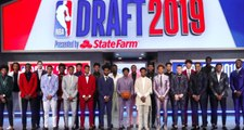 NBA Draft 2019! New Orleans Pelicans, Zion Williamson'ı ilk sıradan seçti