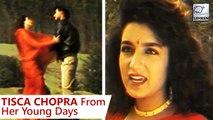 Ajay Devgn & Tisca Chopra's Young Look From Their Movie Platform | Flashback Video