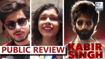 Kabir Singh Public Review   Shahid Kapoor, Kiara Advani
