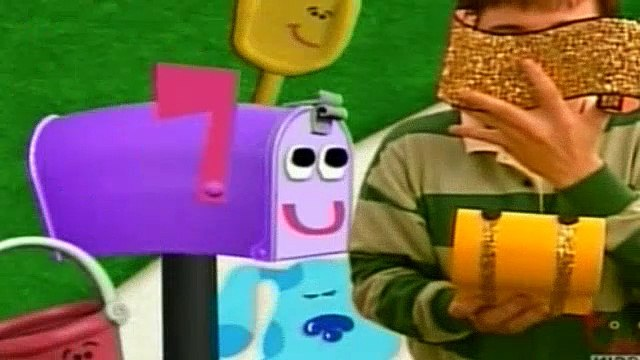 Blues Clues Season 1 Episode 20 - Blue's News!