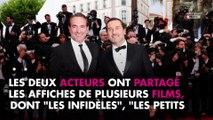 Gilles Lellouche : Jean Dujardin fait une révélation sur leur amitié