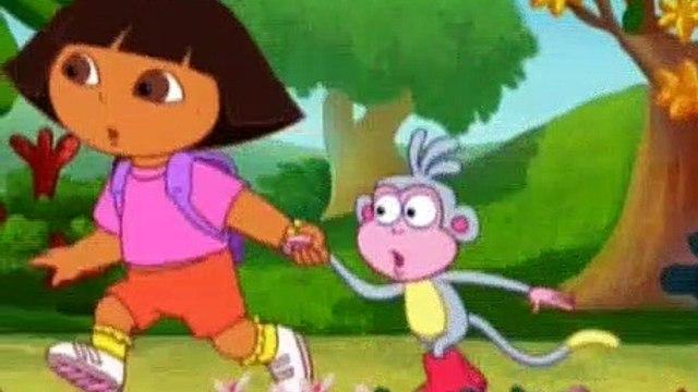 Dora the Explorer Season 1 Episode 5 - Hic Boom Ohhh