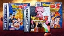 Dragon Ball Z El legado de Goku - Unboxing de la trilogía de Game Boy Advance