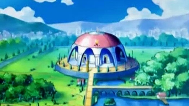 Pokemon Season 8 Episode 52 The Saffron Con