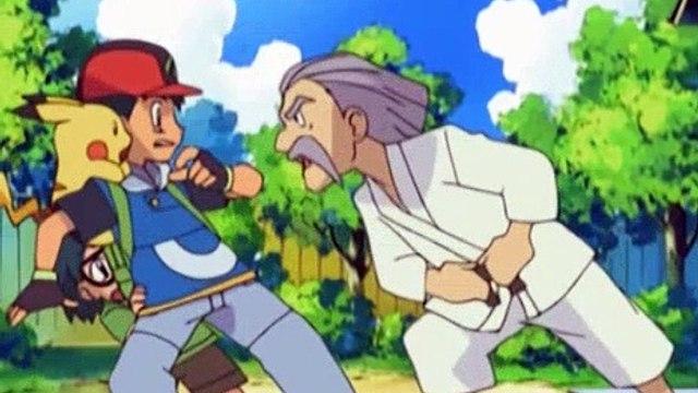 Pokemon Season 8 Episode 54 Pasta La Vista