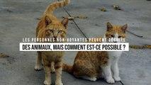 Comment font les personnes non-voyantes pour décrire les animaux qu'elles n'ont jamais vus ?
