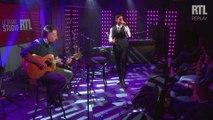 Silvàn Areg - Un Homme Debout (Live) - Le Grand Studio RTL