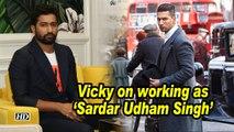 Vicky Kaushal on working as Sardar Udham Singh with Shoojit Sircar