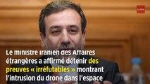 Drone abattu par l'Iran : Trump a envisagé des représailles militaires
