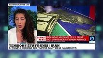 Tensions États-Unis/Iran : les craintes d'une confrontation directe s'accentue