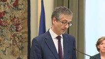 """De Cos trabajará por estrechar """"los lazos con socios europeos"""""""