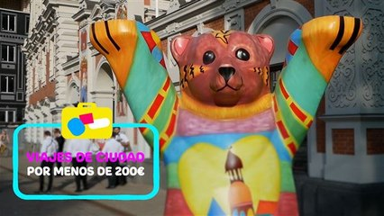 Ciudades por menos de 200€: Riga, Letonia
