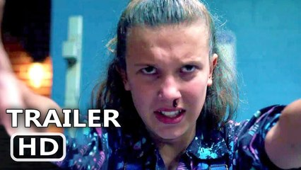STRANGER THINGS Season 3 Final Trailer