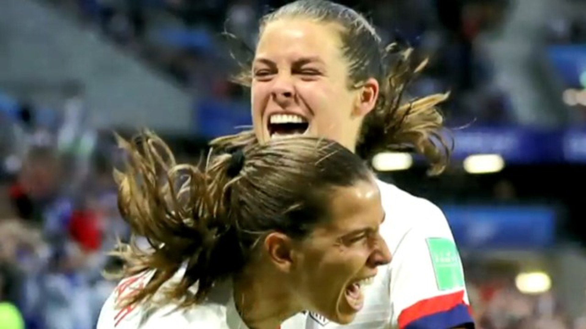 U.S. defeats Sweden in Women's World Cup, advances to knockout round