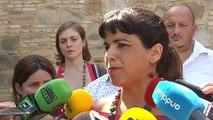 Rodríguez afea a Echenique que monte acto en Sevilla sin preguntar