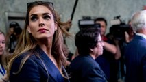 House Democrats See Hope Hicks Testimony As Legal Ammunition Against Executive Stonewalling