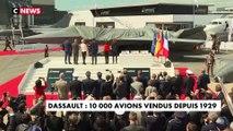 Premier bilan du salon du Bourget - L'Hebdo de l'Eco