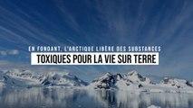 En fondant, l'Arctique libère des substances toxiques pour la vie sur Terre