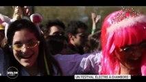 Musique : quand le château de Chambord se met à l'électro sur des discours de Jacques Chirac