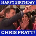 Happy Birthday, Chris Pratt!