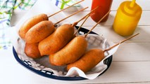 Pickle Corn Dogs Are The New Corn Dogs
