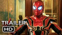SPIDER MAN: FAR FROM HOME Official Trailer 2 (2019) Tom Holland Marvel Superhero Movie HD