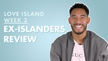 Josh on Love Island week 3: Maura's flirting, Joe argues with Lucie and more