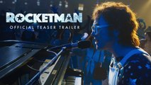 Rocketman - Full Movie Trailer in HD - 1080p