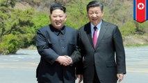 Winnie the Xi in Pyongyang to kick it with Kim Jong-fats