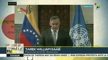 Avanza visita a Venezuela de Alta Comisionada de ONU en DD.HH.