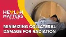 Health Matters: Minimizing Collateral Damage for Radiation