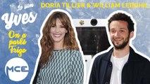 L'INTERVIEW FRIGO de Doria Tillier et Willima Lebghil