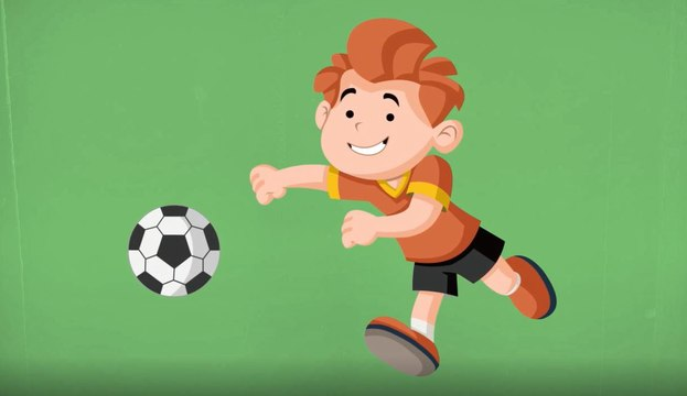 LEARN COLORS WITH SOCCER