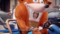 Crash Team Racing Nitro-Fueled - Live action #1
