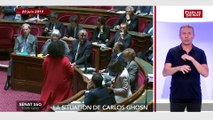 Le rendez-vous de l'information sénatoriale. - Sénat 360 (21/06/2019)