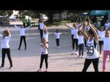 UEG's Flash Mob by SD Smederevo in Serbia