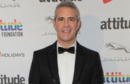 Andy Cohen shocked to receive Hollywood Star