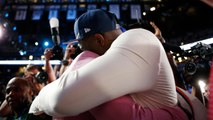 Zion Williamson's Emotional Interview Was One of the Highlights of 2019 NBA Draft