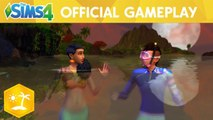 Les Sims 4 Iles Paradisiaques - Trailer de gameplay