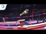 Balazs KISS (HUN) - 2018 Artistic Gymnastics Europeans, qualification vault