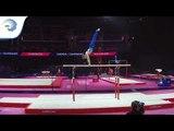Oskar KIRMES (FIN) - 2018 Artistic Gymnastics Europeans, qualification parallel bars