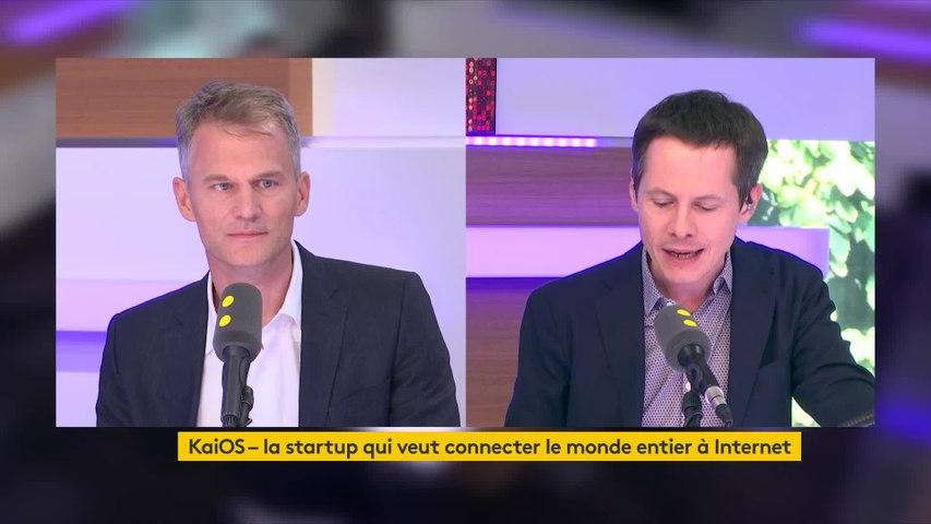 Sébastien Codeville (KaiOS) : « Plus de cent millions de téléphones utilisent notre système »