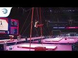 Pavel KARNEJENKO (GBR) - 2018 Artistic Gymnastics Europeans, junior qualification rings