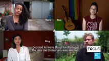 Homotransphobia: Brazil's LGBT community finds refuge in Portugal