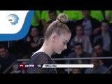 Alice KINSELLA (GBR) - 2019 Artistic Gymnastics European Champion, beam