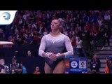 Ellie DOWNIE (GBR) - 2019 Artistic Gymnastics European bronze medallist, vault