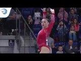Claudia FRAGAPANE (GBR) - 2019 Artistic Gymnastics Europeans, floor final