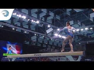Mélanie DE JESUS DOS SANTOS (FRA) - 2019 Artistic Gymnastics European silver medallist, beam